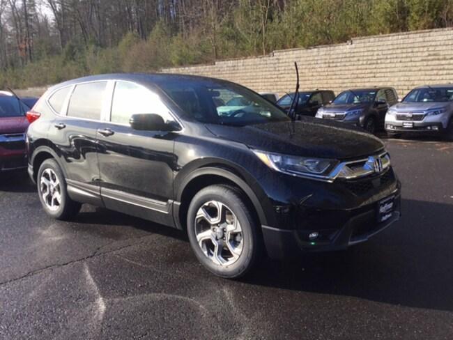 New 2019 Honda CR-V EX AWD SUV 2HKRW2H5XKH605229 in West Simsbury