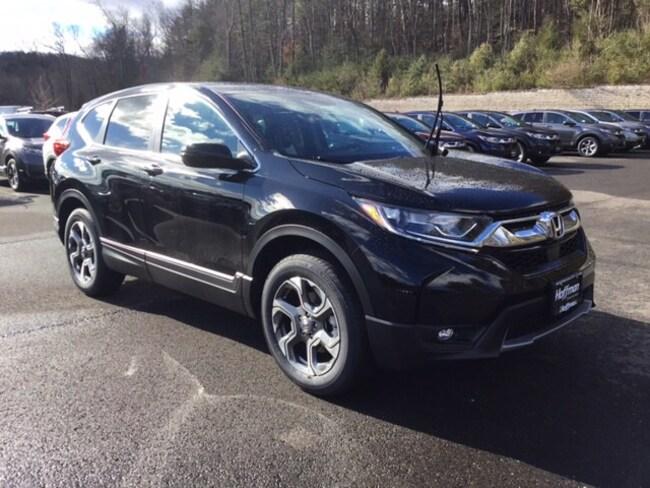 New 2019 Honda CR-V EX AWD SUV 2HKRW2H51KH616488 in West Simsbury