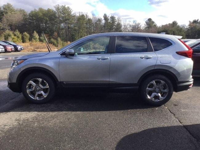 New 2019 Honda CR-V EX AWD SUV 2HKRW2H59KH618845 in West Simsbury