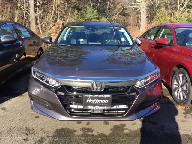 New 2019 Honda Accord LX Sedan 1HGCV1F14KA008119 in West Simsbury