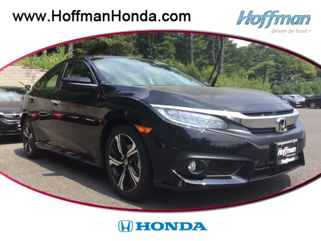 New 2018 Honda Civic Touring Sedan in West Simsbury