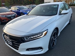 2020 Honda Accord Sport 1.5T Sedan 1HGCV1F31LA153704