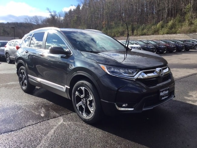 New 2019 Honda CR-V Touring AWD SUV 2HKRW2H91KH614226 in West Simsbury