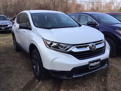 New 2019 Honda CR-V LX AWD SUV 2HKRW6H31KH213794 in West Simsbury