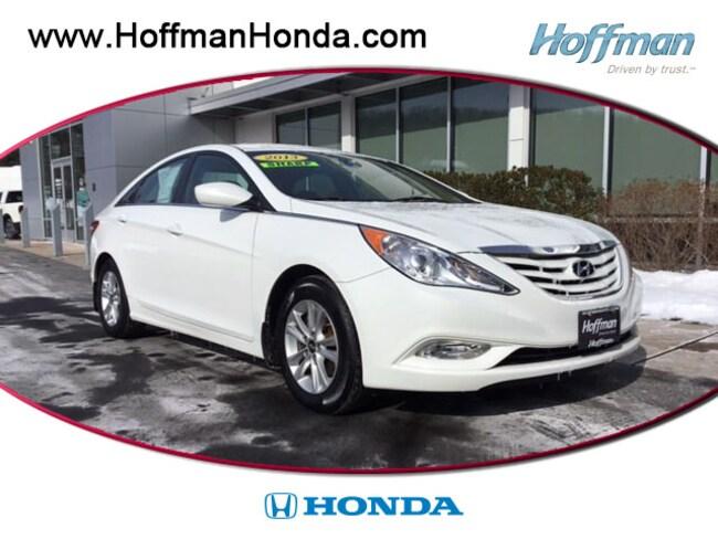 Used 2013 Hyundai Sonata GLS Sedan near Hartford