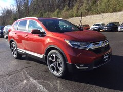 New 2019 Honda CR-V Touring AWD SUV 2HKRW2H99KH603023 in West Simsbury