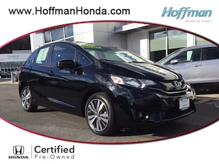 Certified Used 2016 Honda Fit EX Hatchback in West Simsbury