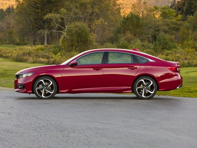 2018 Honda Accord Avon