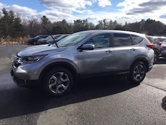 New 2019 Honda CR-V EX AWD SUV JHLRW2H54KX008956 in West Simsbury