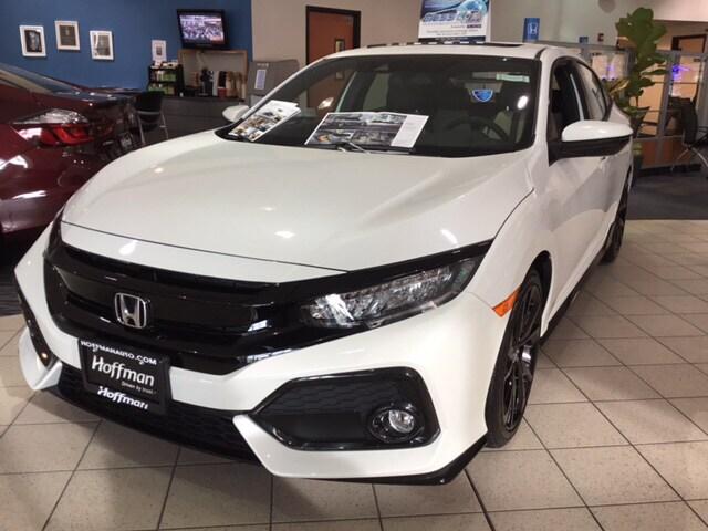 New 2019 Honda Civic Sport Touring Hatchback SHHFK7H91KU400149 in West Simsbury