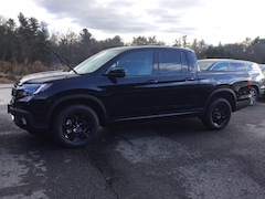 New 2019 Honda Ridgeline Black Edition AWD Truck Crew Cab 5FPYK3F86KB021331 in West Simsbury