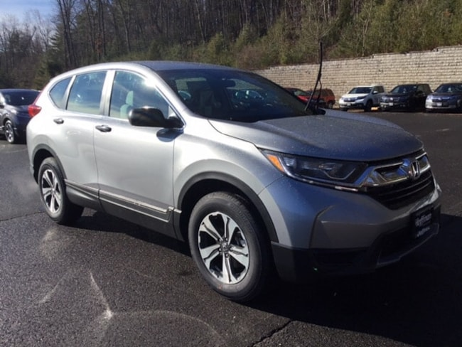 New 2019 Honda CR-V LX AWD SUV 2HKRW6H30KH215164 in West Simsbury