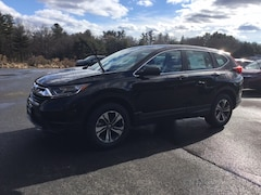 New 2019 Honda CR-V LX AWD SUV 2HKRW6H35KH202104 in West Simsbury