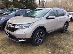 New 2019 Honda CR-V Touring AWD SUV 2HKRW2H96KH601214 in West Simsbury