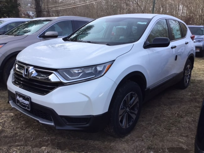 New 2019 Honda CR-V LX AWD SUV 2HKRW6H3XKH201384 in West Simsbury