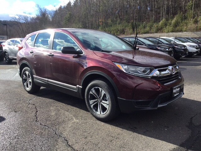 New 2019 Honda CR-V LX AWD SUV 2HKRW6H36KH200829 in West Simsbury