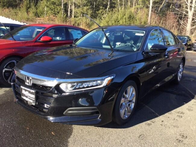 New 2019 Honda Accord LX Sedan in West Simsbury