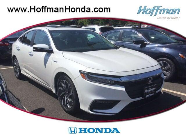 2019 Honda Insight Touring Sedan 19XZE4F90KE001102