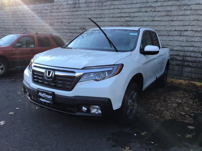 New 2019 Honda Ridgeline RTL-T AWD Truck Crew Cab in West Simsbury