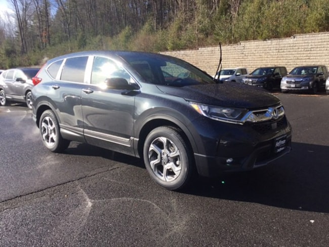 New 2019 Honda CR-V EX-L AWD SUV 2HKRW2H89KH614157 in West Simsbury