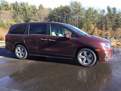 New 2019 Honda Odyssey EX-L w/Navigation & RES Van 5FNRL6H72KB068954 in West Simsbury