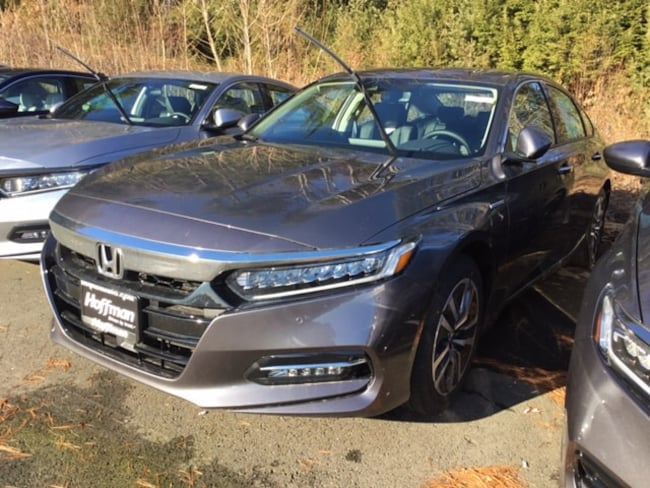 New 2019 Honda Accord Hybrid Touring Sedan in West Simsbury
