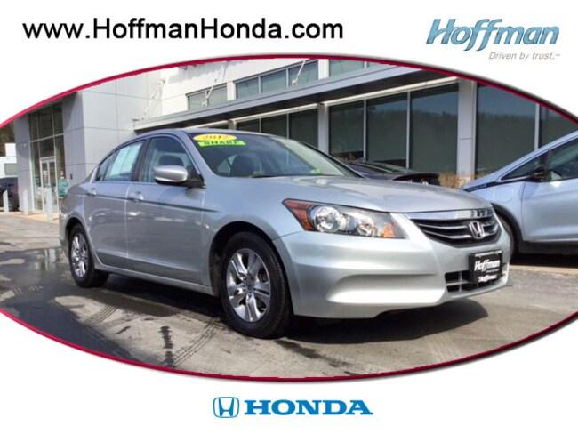 2012 Honda Accord SE Sedan - Hartford