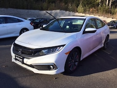 New 2019 Honda Civic EX-L Sedan 19XFC1F76KE200970 in West Simsbury