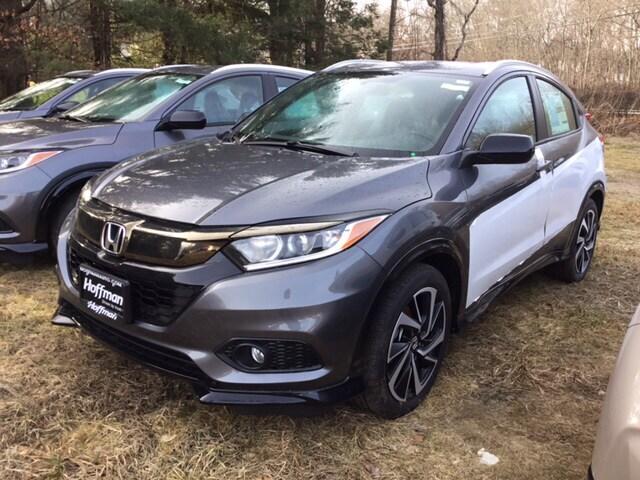 New 2019 Honda HR-V Sport AWD SUV 3CZRU6H10KG709841 in West Simsbury