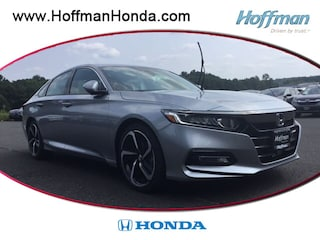 2018 Honda Accord Sport Sedan 1HGCV1F36JA192463