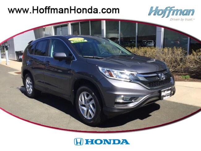 Used 2015 Honda CR-V EX SUV near Hartford