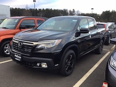 New 2019 Honda Ridgeline Black Edition AWD Truck Crew Cab 5FPYK3F88KB026403 in West Simsbury