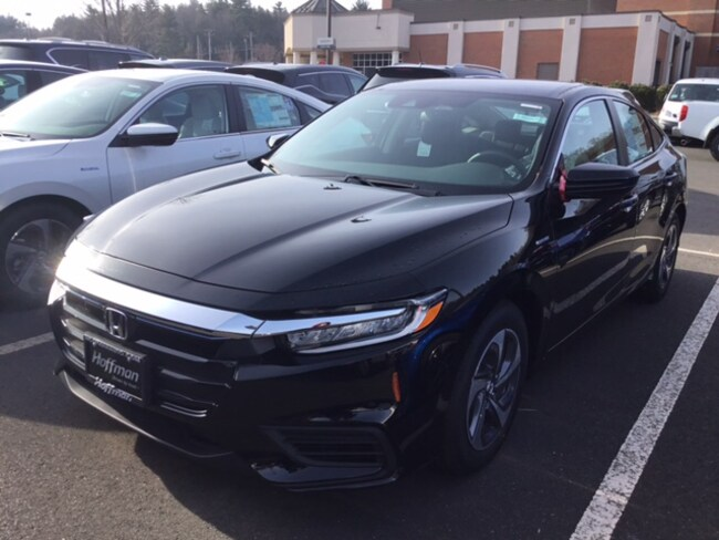 New 2019 Honda Insight LX Sedan in West Simsbury