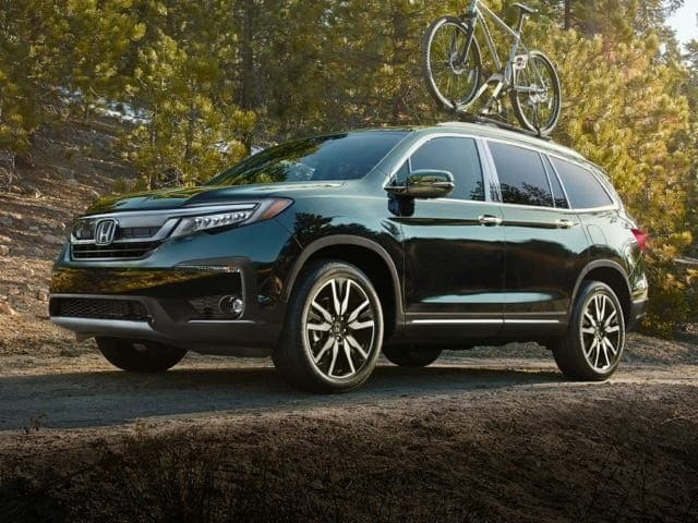 New Honda Pilot Hartford