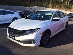 New 2019 Honda Civic EX-L Sedan JHMFC1F73KX009926 in West Simsbury