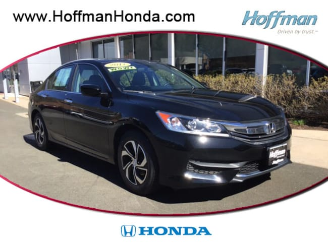 Used 2017 Honda Accord LX Sedan near Hartford