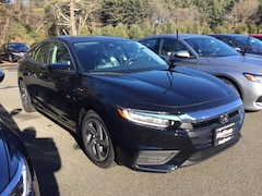 New 2019 Honda Insight LX Sedan 19XZE4F1XKE021853 in West Simsbury