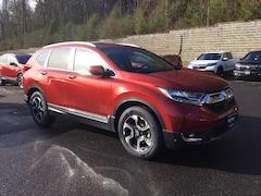 New 2019 Honda CR-V Touring AWD SUV 2HKRW2H93KH601526 in West Simsbury