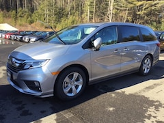 New 2019 Honda Odyssey EX-L w/Navigation & RES Van 5FNRL6H7XKB035832 in West Simsbury