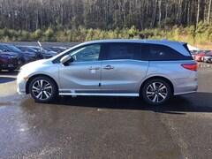 New 2019 Honda Odyssey Elite Van 5FNRL6H90KB078965 in West Simsbury