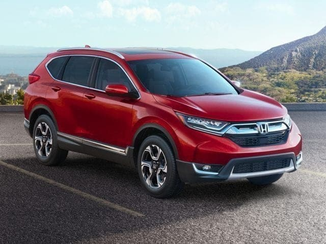 New 2018 Honda CR-V Avon