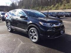 New 2019 Honda CR-V EX-L AWD SUV JHLRW2H87KX002210 in West Simsbury