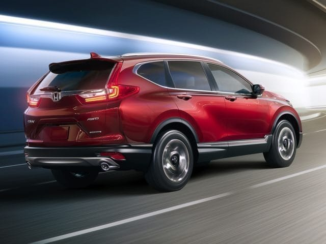 New 2018 Honda CR-V Farmington
