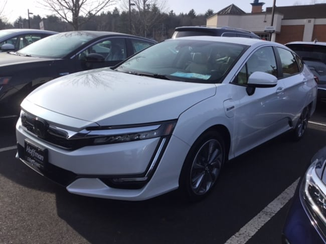 New 2018 Honda Clarity Plug-In Hybrid Sedan in West Simsbury