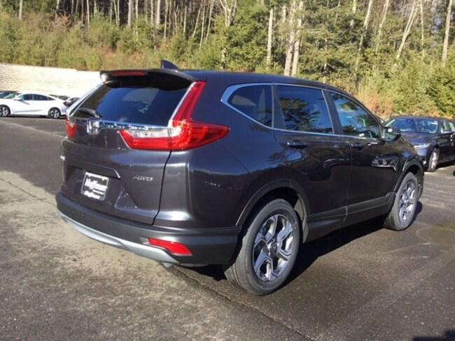 New 2019 Honda CR-V EX AWD SUV 2HKRW2H50KH610343 in West Simsbury