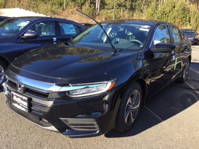 New 2019 Honda Insight LX Sedan 19XZE4F19KE010553 in West Simsbury