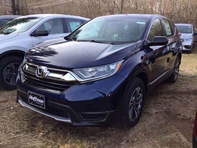 New 2019 Honda CR-V LX AWD SUV 2HKRW6H31KH207106 in West Simsbury