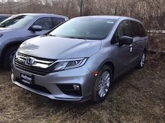 2019 Honda Odyssey LX Van 5FNRL6H23KB066280
