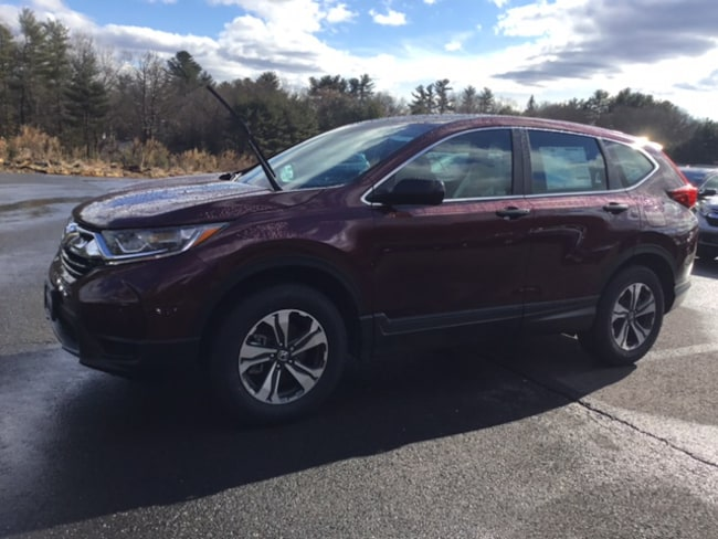 New 2019 Honda CR-V LX AWD SUV in West Simsbury