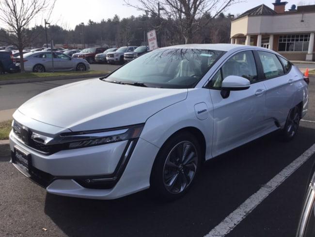 New 2018 Honda Clarity Plug-In Hybrid Touring Sedan in West Simsbury